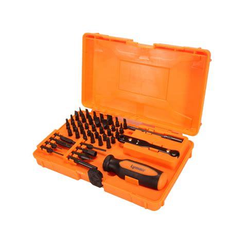 Lyman Master Gunsmith Tool Kit Master Gunsmith Tool Kit 45 Piece