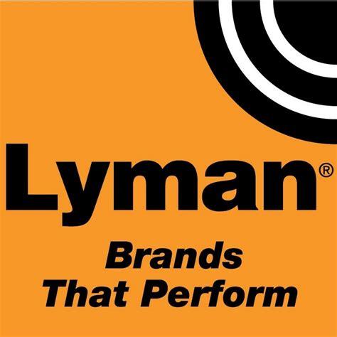 Lyman Products Youtube