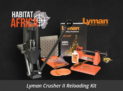 Lyman Reloading Kit South Africa