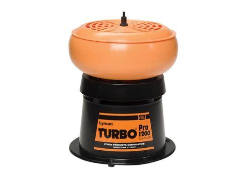 Lyman Turbo 1200 Pro Sifter Case Tumbler Midwayusa Com