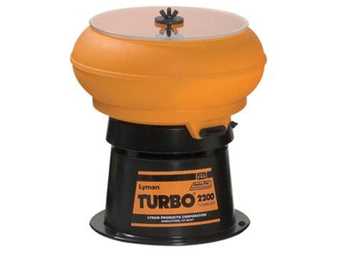 Lyman Turbo Tumbler 2200