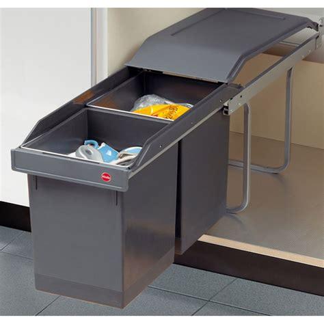 Mülleimer Küche Einbau