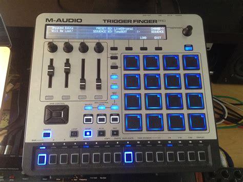 M Audio Trigger Finger Pro For Sale