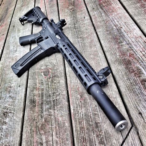 M P 15 22 Suppressor And Dp 12 Shotgun Accessories