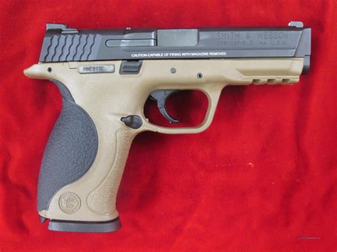 M P 9mm Full Size Review