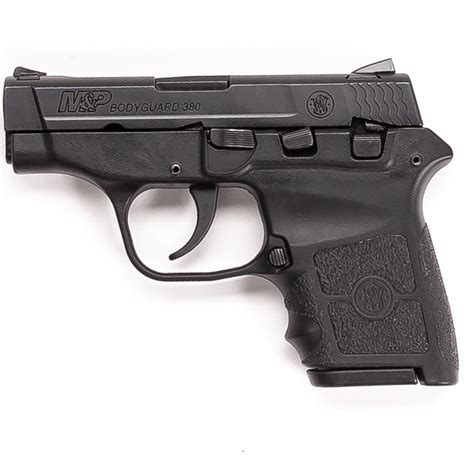 M P Bodyguard 380 Smith Wesson