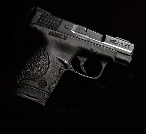 M P Shield 9mm Vs 45
