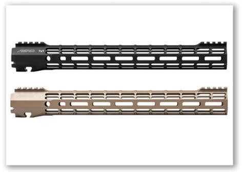M P Sport 2 Handguard Size