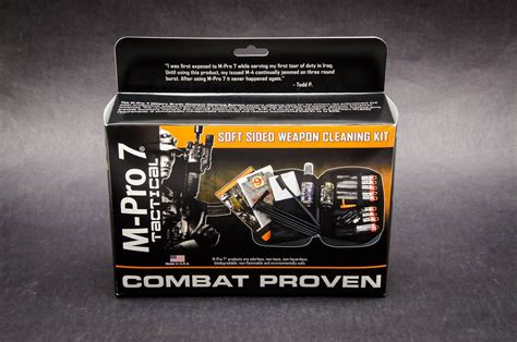 M Pro 7 Cleaning Kit 380 Soft Sided Tactical Gun
