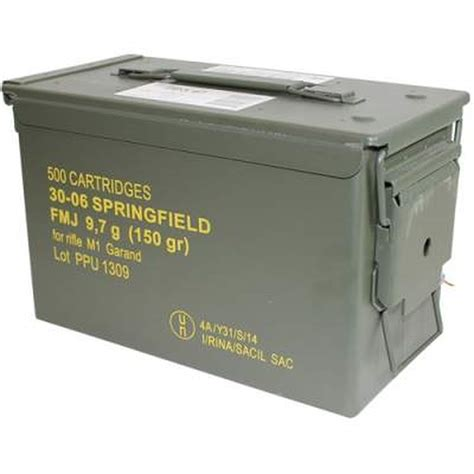 M1 Carbine Ammo Can And Obj 705a Ammo Rack
