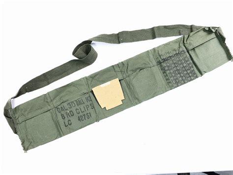 M1 Garand Ammo Bandolier
