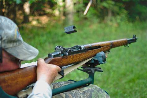 M1 Garand Clip Ejection