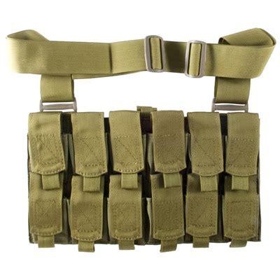 M1 Garand En Bloc Clip Pouches