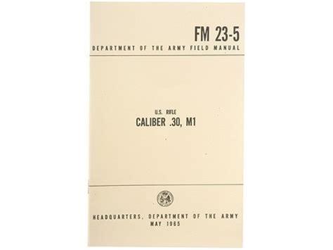 M1 Garand Field Manual Pdf
