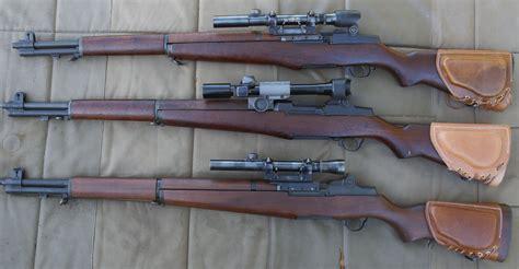 M1 Garand For Sniper