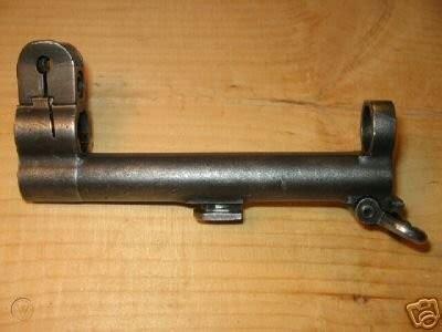 M1 Garand Gas Cylinder Saw Cut