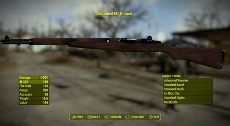 M1 Garand Location Fallout 4