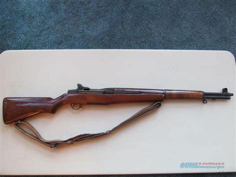 M1 Garand Navy Trophy Rifle For Sale