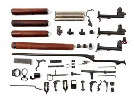 M1 Garand Parts Lot