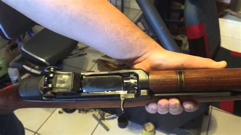 M1 Garand Ping Video