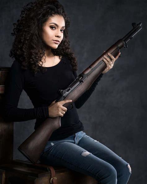 M1 Garand Pinup