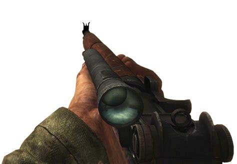 M1 Garand Scope Waw