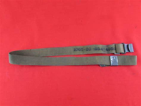 M1 Garand Sling Identification