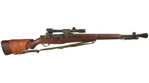 M1 Garand Sniper Rifle Scope