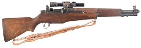 M1 Garand Sniper Stock