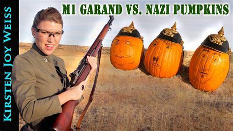 M1 Garand Vs Nazi Pumpkins