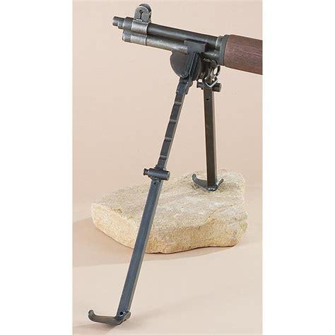 M1 Garand With Bipod