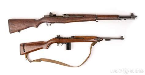 M1 Vs M1 Garand