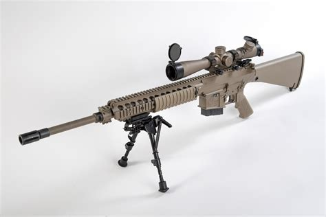 M110 Rifle Review
