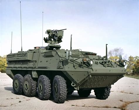 M1126 Infantry Carrier Vehicle - Wikipedia