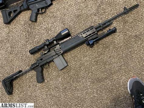 M14 Assault Rifle 308