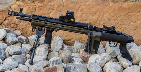M14 M1a Blackfeather Rs Rifle Stock
