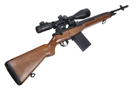 M14 Sniper Rifle For Hunting
