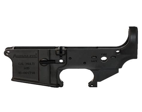 M15 Lower Receiver