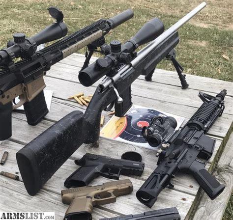 M1500 Precision Rifle