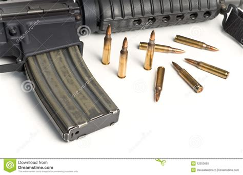 M16 Assault Rifle Bullets