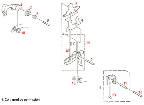 M16 M4 Lower Receiver Fire Control Burst Top Rated