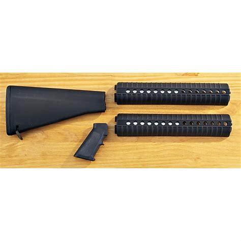 M16 Stock Length