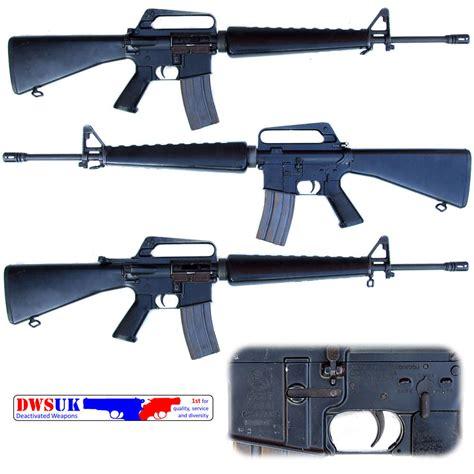 M16a1 5 56mm Assault Rifle