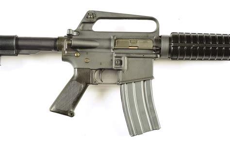M16a1 Commando