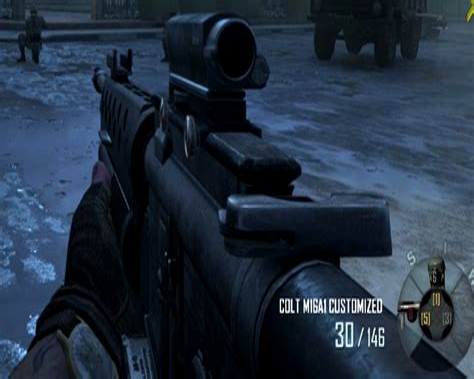 M16a1 Reflex Sight