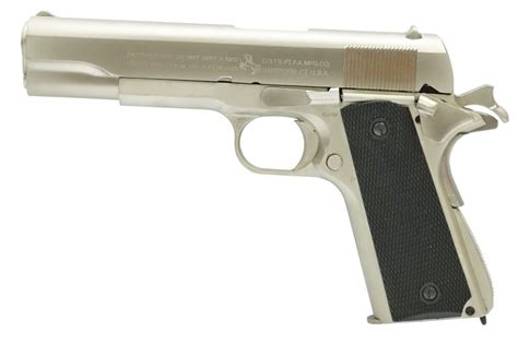 M1911a1 Silver