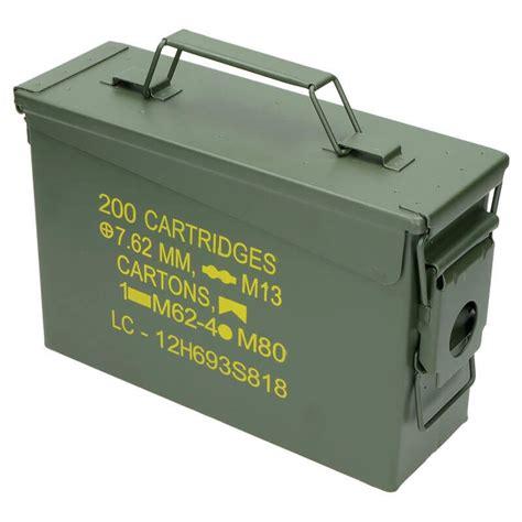 M19a1 Ammo Box Geocache