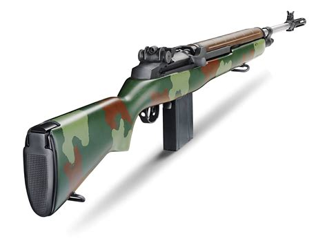 M1A SUPER MATCH 22IN 308 WINCHESTER STAINLESS CAMO 10 1RD