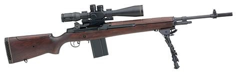 M1A Tactical Rifle - Springfield-armory Com