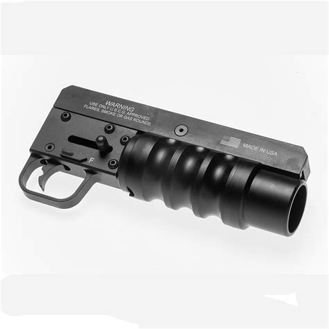 M203 Type 37mm 12 Launcher For Ar15 Or Any Weapon W Rail